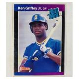 Ken Griffey Jr #33 Baseball Card