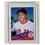 Roger Clemens #181 Baseball Card