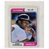 Frank Robinson #55 Baseball Card