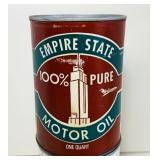 Empire State FULL 1 Quart Motor Oil