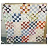 Handmade quilt, 4