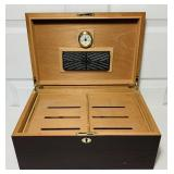 """Humidor, by Quality Imports, 15"""" x 10"""" x 7"""""""