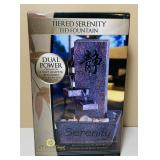 Tiered Serenity LED Fountain, New