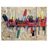 Tool rack Full of Tools plus rack