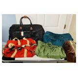 5 Bags, Samsonite, Flyers Helmet Bag etc