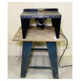 Craftsman Pro Router and Table,works