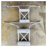 2 Werner Ladder Stabilizers, 1 had 1 broken