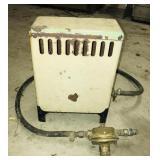 Propane heater w/ hose