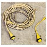 Generator cord and Adapter Cord