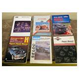 6 Manuals/Repair Manuals, Mercruiser is Sealed