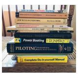 """Various """"How To"""" books"""