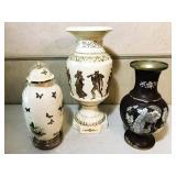 3 Nice Vases