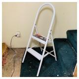 """2 Step Steel Ladder, 20"""" top step"""