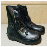 NOS 1985 Bata Micky Mouse Boots, USA Made, Size 9