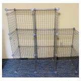 Metal Wire Rack, Build it any way you want