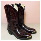 Durango Size 9 D Cowboy Boots, Nice!