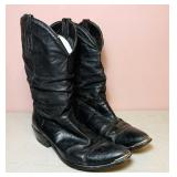 Dingo 8.5 D Grungiest style, worn out boots, one
