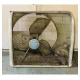 """Homart Cooler Fan, 27"""" wide x 10"""" deep x 22"""" high"""