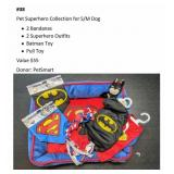 Pet Superhero Collection S/M Dog