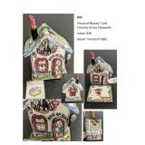 House of Beauty T Lite Ceramic Art by Clayworks