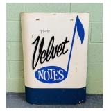 """The Velvet Notes"" Musicians Portable Stand"