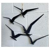 "Curtis Jere ""Birds"" Metal Art Sculpture"
