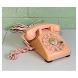 1962 Pink Bell South Rotary Dial Phone