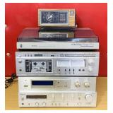 Electronics Lot, Technics Direct Drive Turntable,