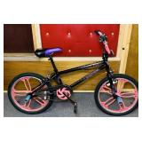 Mongoose Fling BMX Bike, Pink Mags
