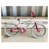 """Girls 20"""" Huffy  Bike"""
