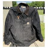 Insulated Carhartt Jacket, Embroidered, CHUCK