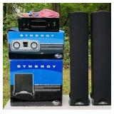 Klipsch Synergy Surround Sound,Sony Control Center