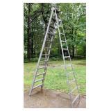 12 ft Aluminum Step Ladder
