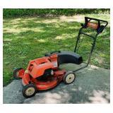 Homelite Jacobsen Super Bagger, Lawn Mower,