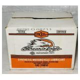 Screamin Eagle Synthetic Motorcycle Lubricant,
