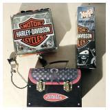 Harley Davidson game room lot - light up breeze