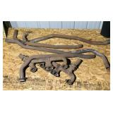 Exhaust Manifolds and Exhaust pipes