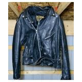 Leather Jacket, size 46, Hudson Leather