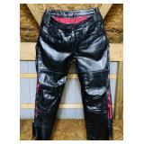 Jammin Leather Pants, 36