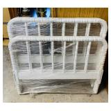 4 Head board and Foot Boards, no metal frame,