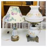 2 Older Lamps