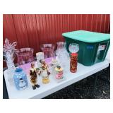 Miscellaneous Holiday decorations Lot