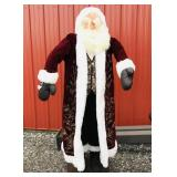 6ft dancing Santa with music-not tested