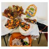 Fall Decorations, Vines, Wreaths, and more