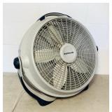 """Wind Machine Fan, Tilts , 3 speed, 18"""" fan"""