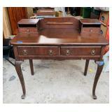 Antique Desk, Right side leg needs repair, I put