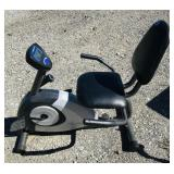 Avari Fitness adjustable stationary bike