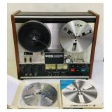 TEAC A-2300SR Stereo Tape Deck, Reel to Reel,