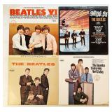 "4 Beatles 12"" Records"