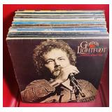 31 Mixed Records,Gordon Lightfoot, Bob Dylan,